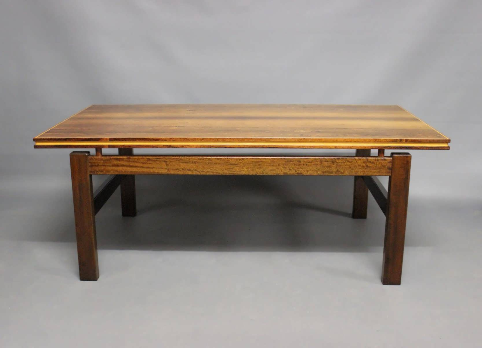Mid Century Modern Egg Tables In Famous Coffee Table Broyhill Lane Floating Foldable Danish End With Drawer (View 9 of 20)