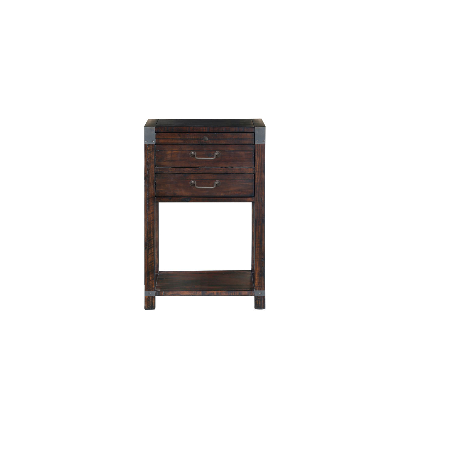Mikelson Sideboards Inside Best And Newest Magnussen Home Pine Hill Open Nightstand B3561  (View 10 of 20)