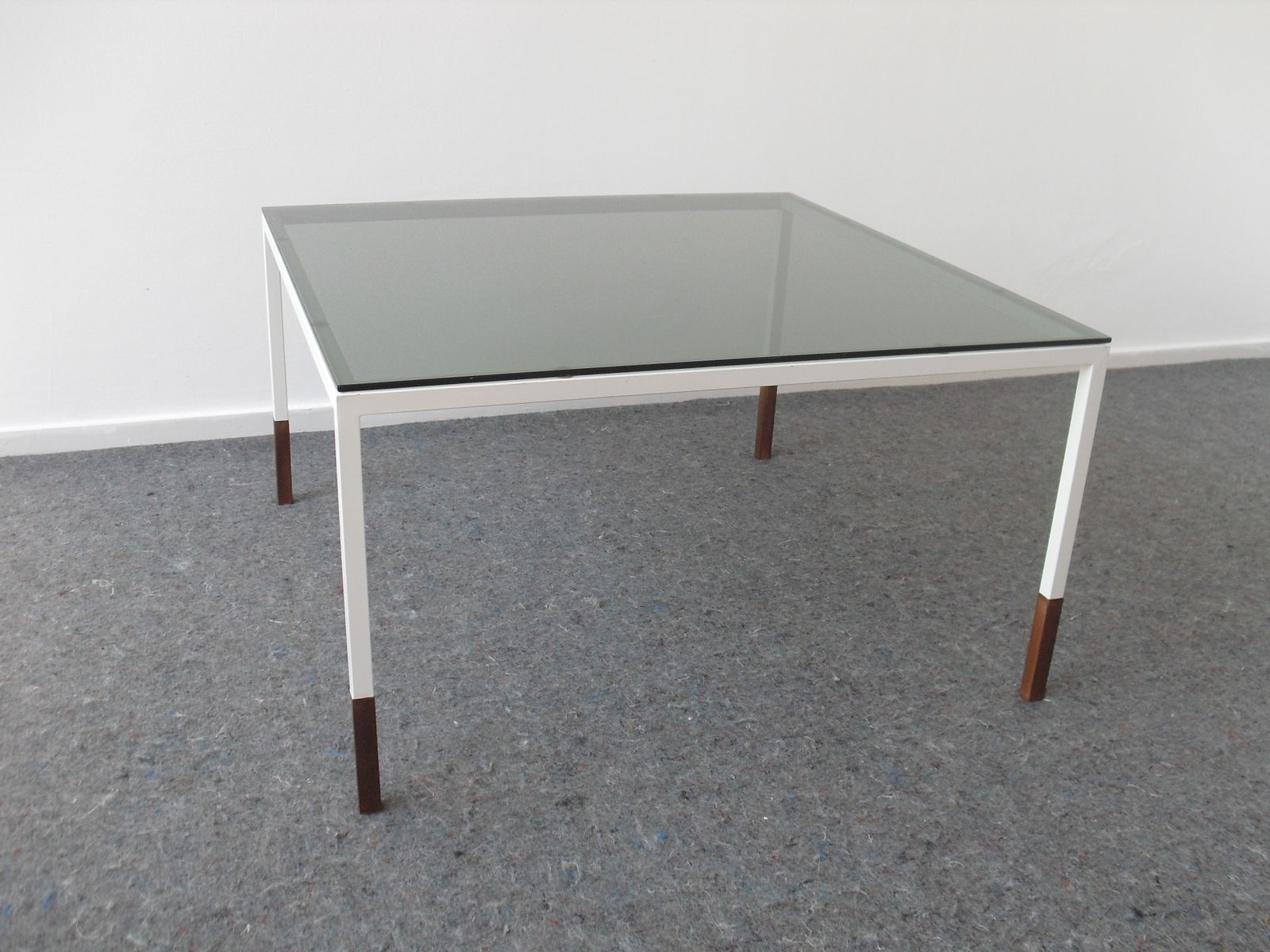 Minimalist Coffee Tables Within Fashionable Dutch Minimalist Coffee Table, 1960S For Sale At Pamono (View 11 of 20)