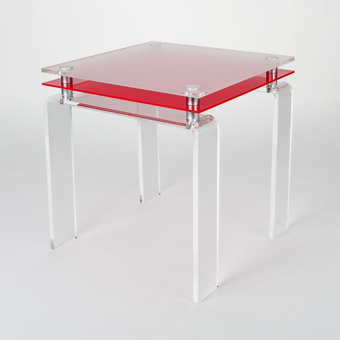 Modern Acrylic Coffee Tables Pertaining To Well Known Modern Acrylic Coffee Table (View 15 of 20)
