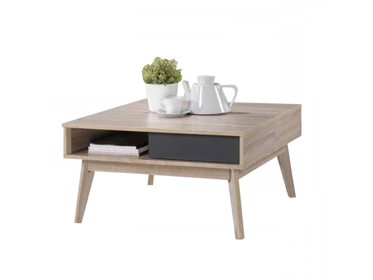 Modern & Minimalist Coffee Table With Regard To Newest Minimalist Coffee Tables (View 11 of 20)