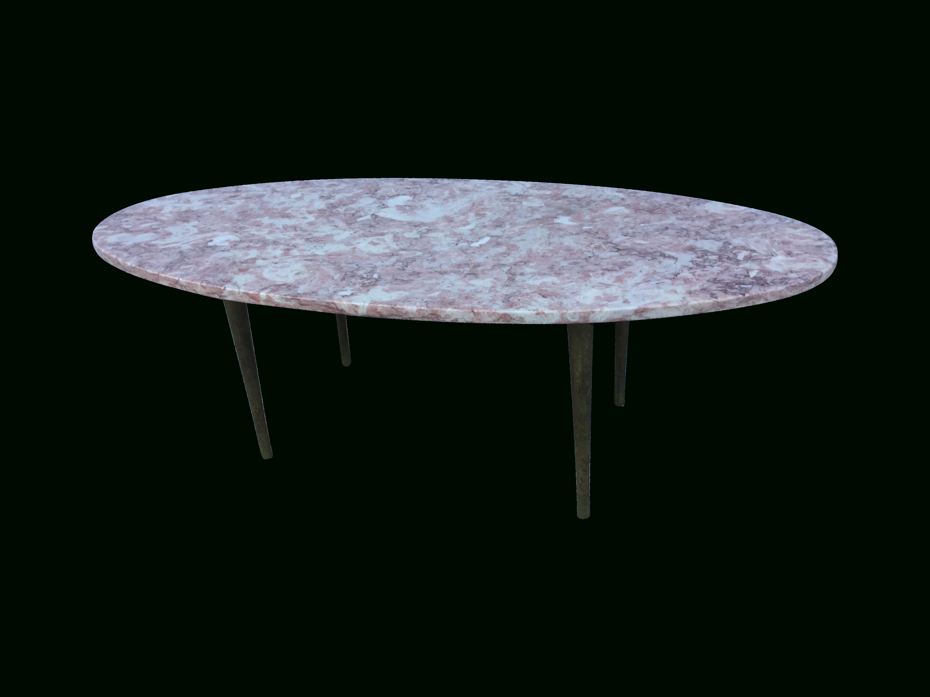 Modern Unique Oval Marble Coffee Table Marble Coffee Table Cb2 Side For Latest Parker Oval Marble Coffee Tables (View 6 of 20)