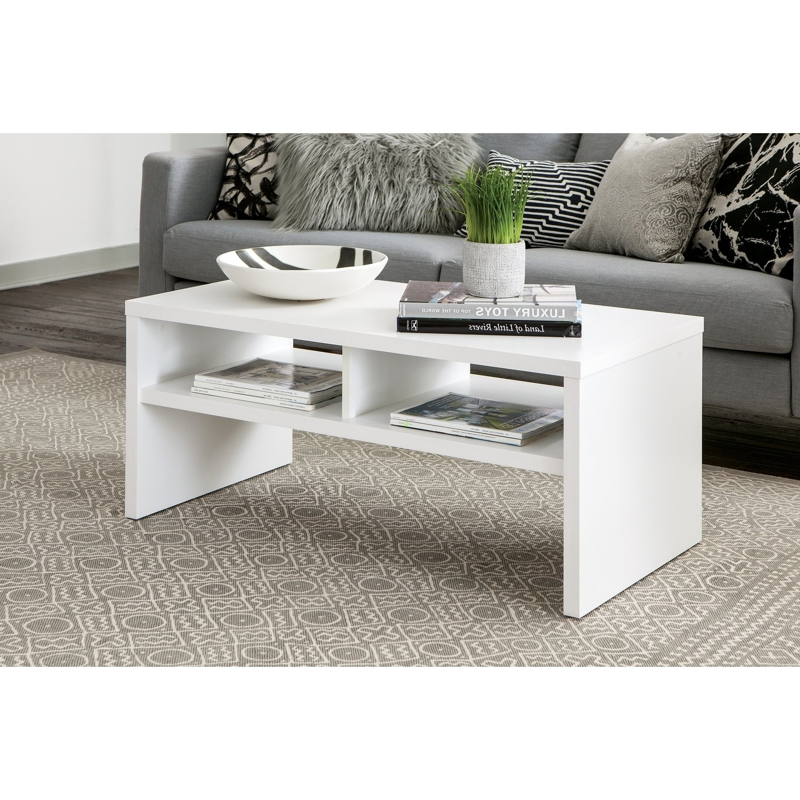 Modular Coffee Tables In Fashionable Shop Closetmaid Modular Coffee Table – Free Shipping Today (View 5 of 20)