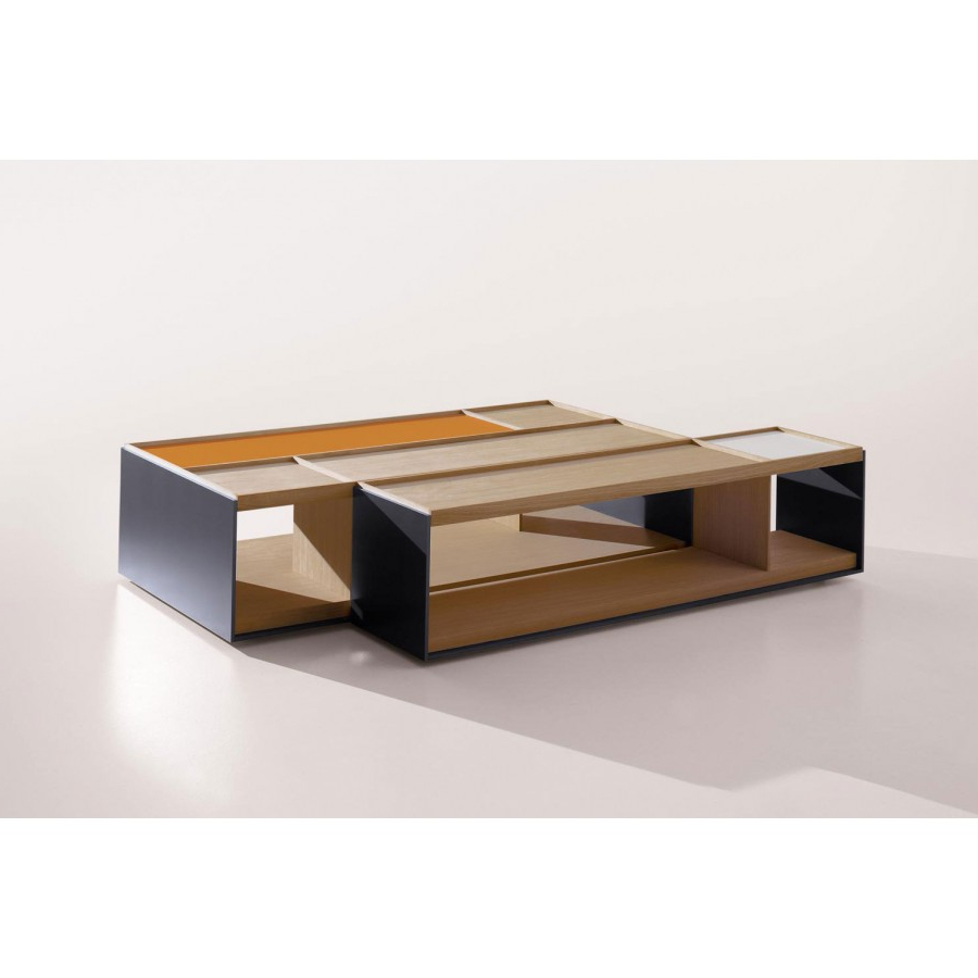 Modular Coffee Tables Within 2018 Surface 150bv Modular Coffee Tableb&b Italia, Designvincent (View 3 of 20)