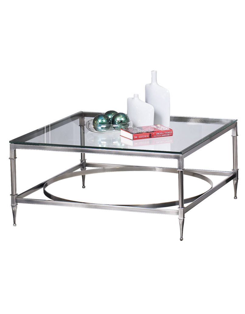 Most Current Adam Coffee Tables Pertaining To Adam Square Coffee Table – Gluckstein Home (View 14 of 20)