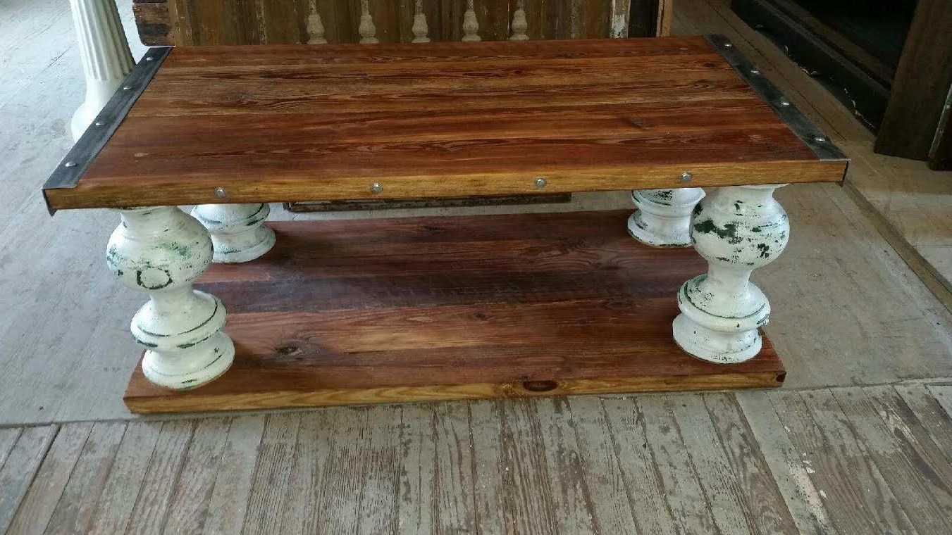 Most Current Heart Pine Coffee Table – Tampa Bay Salvage Within Natural Pine Coffee Tables (View 10 of 20)