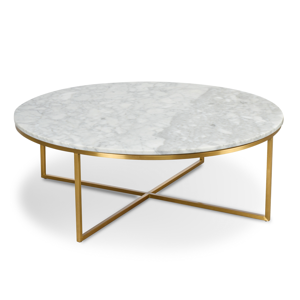 Most Current Lorenz Round Marble Coffee Table (View 12 of 20)