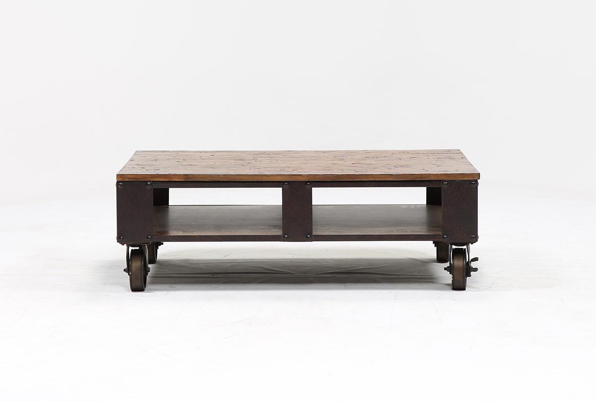 Most Current Mountainier Cocktail Table, Brown, Coffee Tables (View 12 of 20)