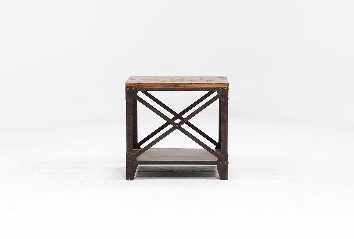Most Current Mountainier Cocktail Tables Regarding Mountainier End Table (View 11 of 20)