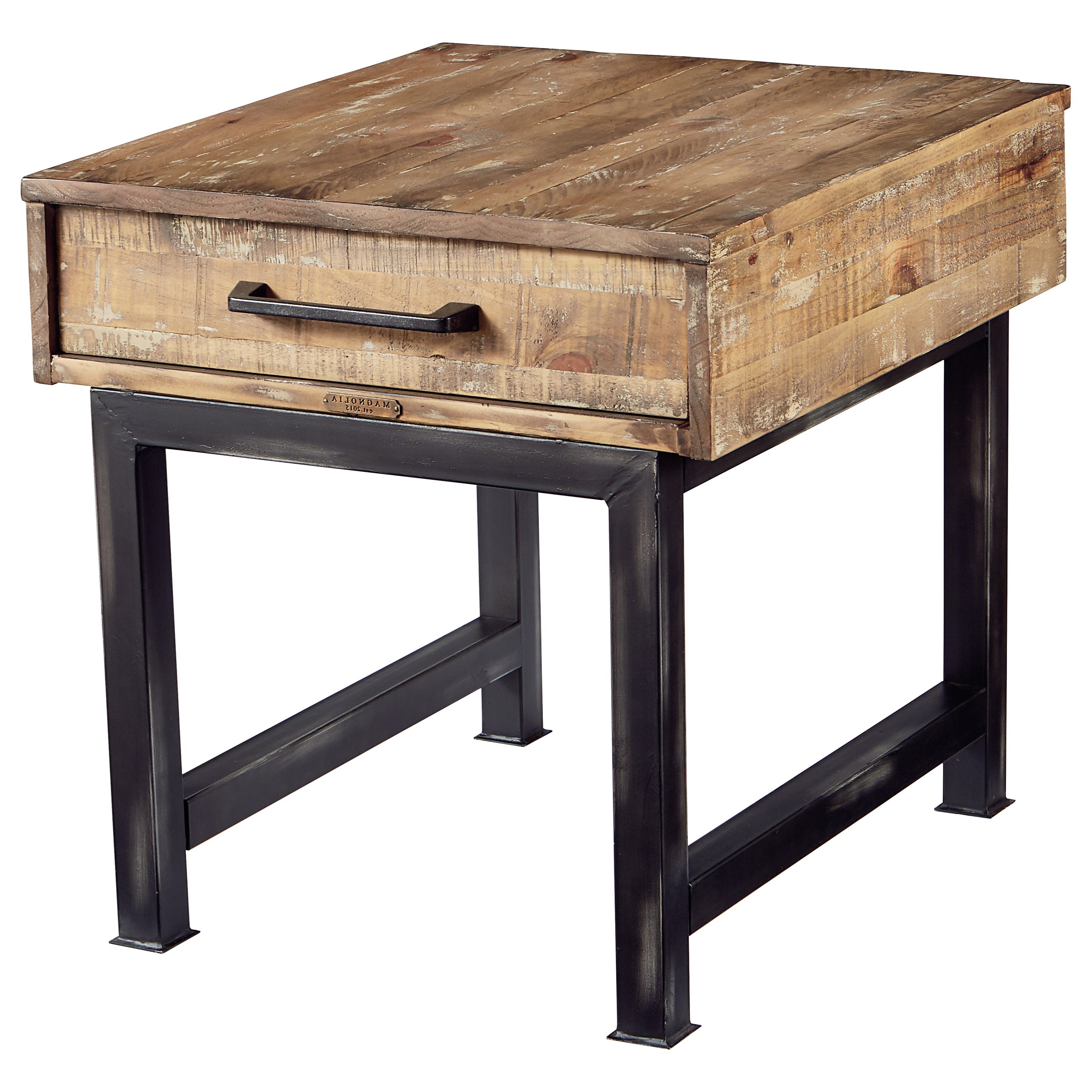 Most Current Pier And Beam End Tablemagnolia Homejoanna Gaines (View 19 of 20)