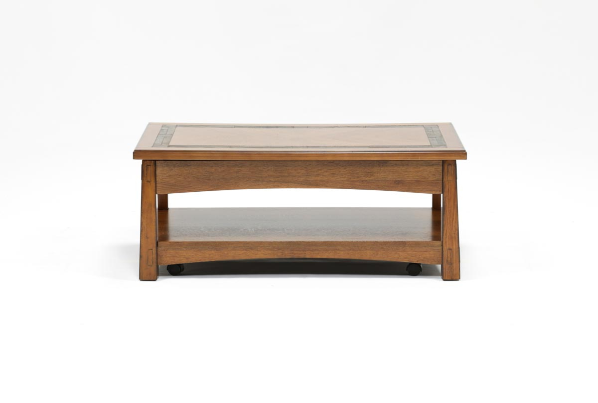 Most Current Tillman Rectangle Lift Top Cocktail Tables With Regard To Brooks Rectangle Lift Top Cocktail Table (View 3 of 20)