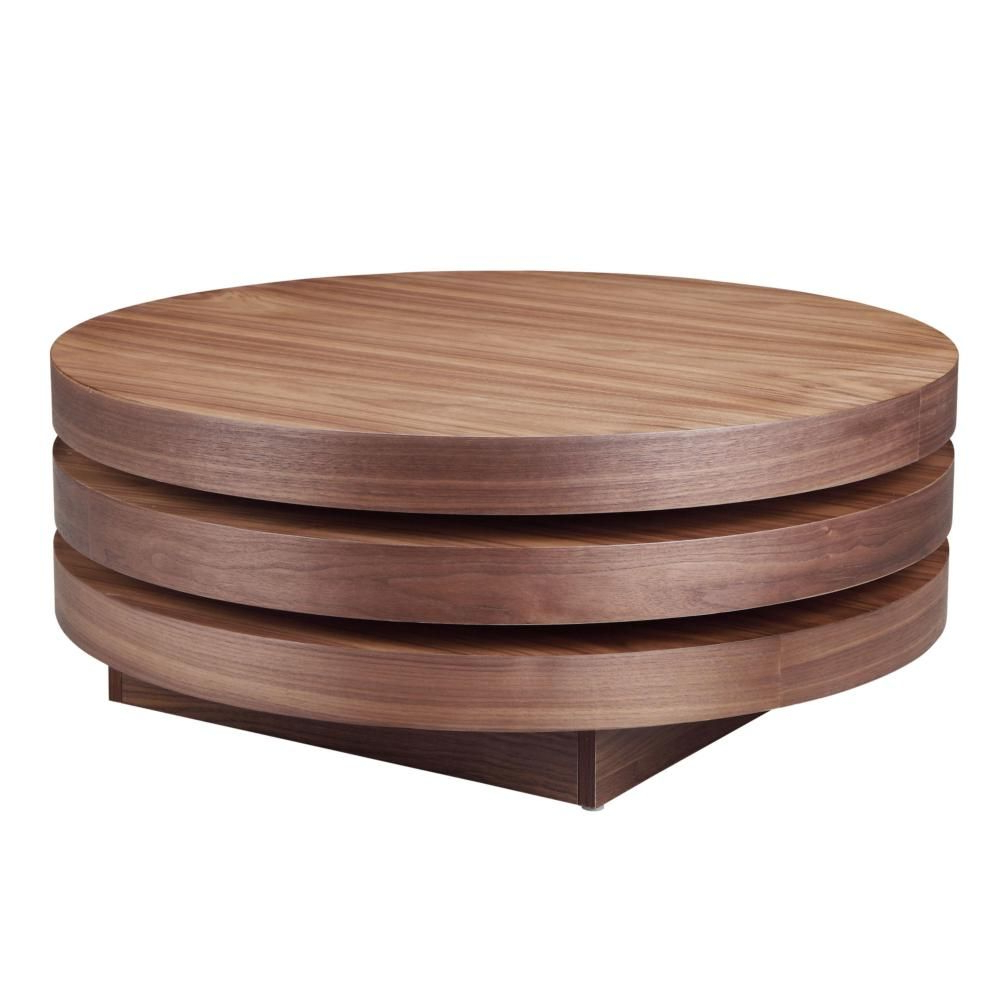Most Current Torno Coffee Table Walnut (View 4 of 20)