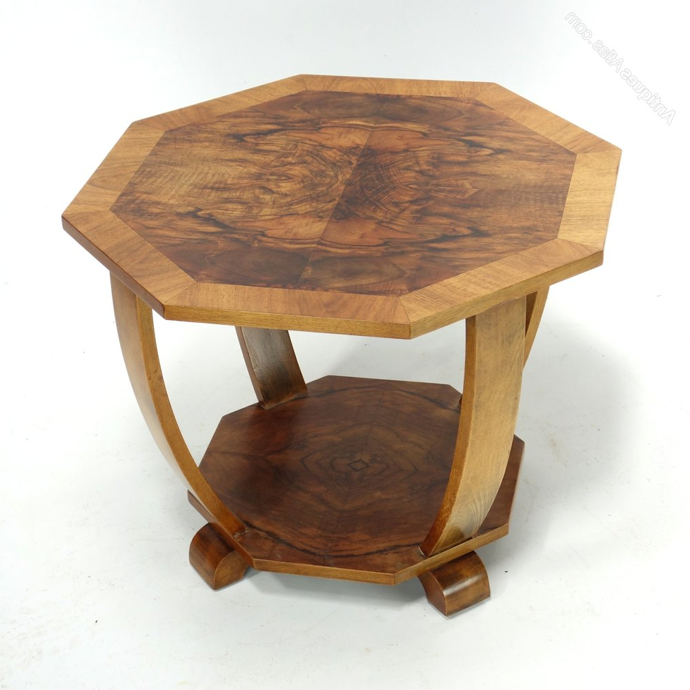 Most Popular Art Deco Coffee Side Table C (View 2 of 20)