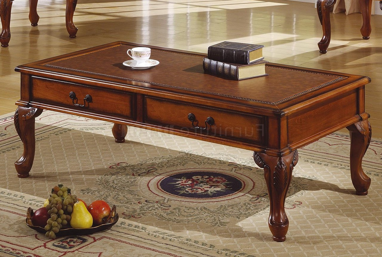 Most Popular Coffee Table: Amazing Design Traditional Coffee Table Traditional Regarding Traditional Coffee Tables (Gallery 2 of 20)