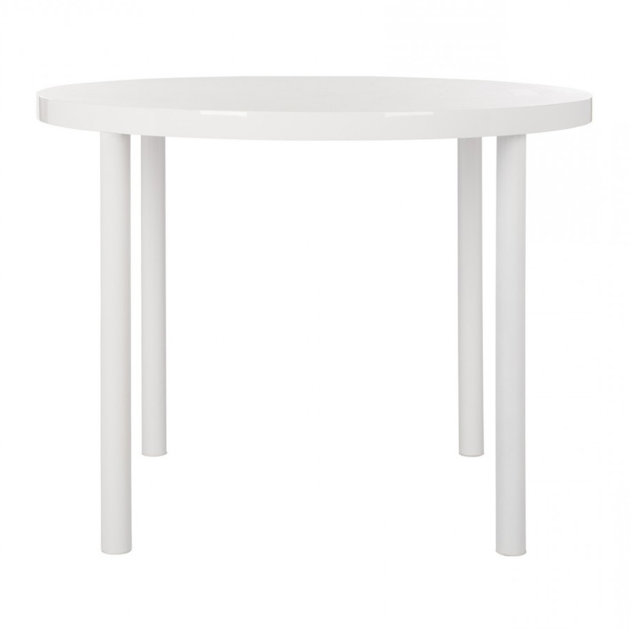 Most Popular Decor Market – Safavieh Torin Round Dining Table – True White Pertaining To Torrin Round Cocktail Tables (View 11 of 20)