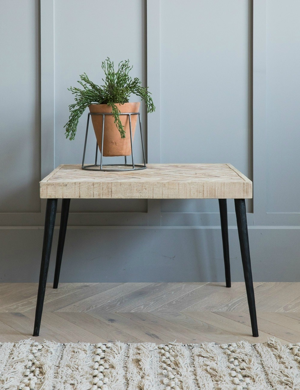 Most Popular Small Parquet Coffee Table At Rose & Grey With Parquet Coffee Tables (View 8 of 20)