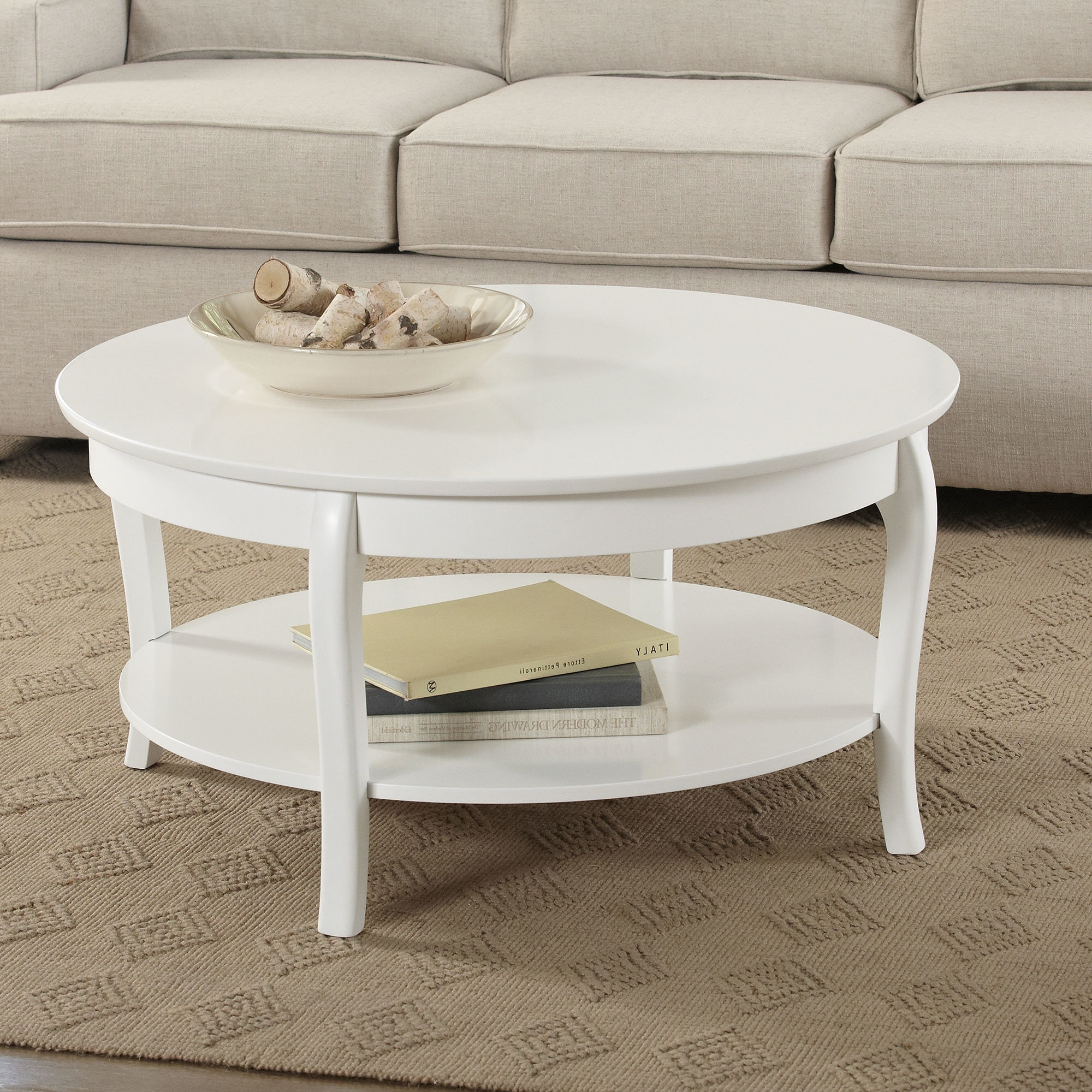 Most Popular Swell Round Coffee Tables Pertaining To Swell Round Coffee Table — New Home Design : Round Coffee Table (View 6 of 20)