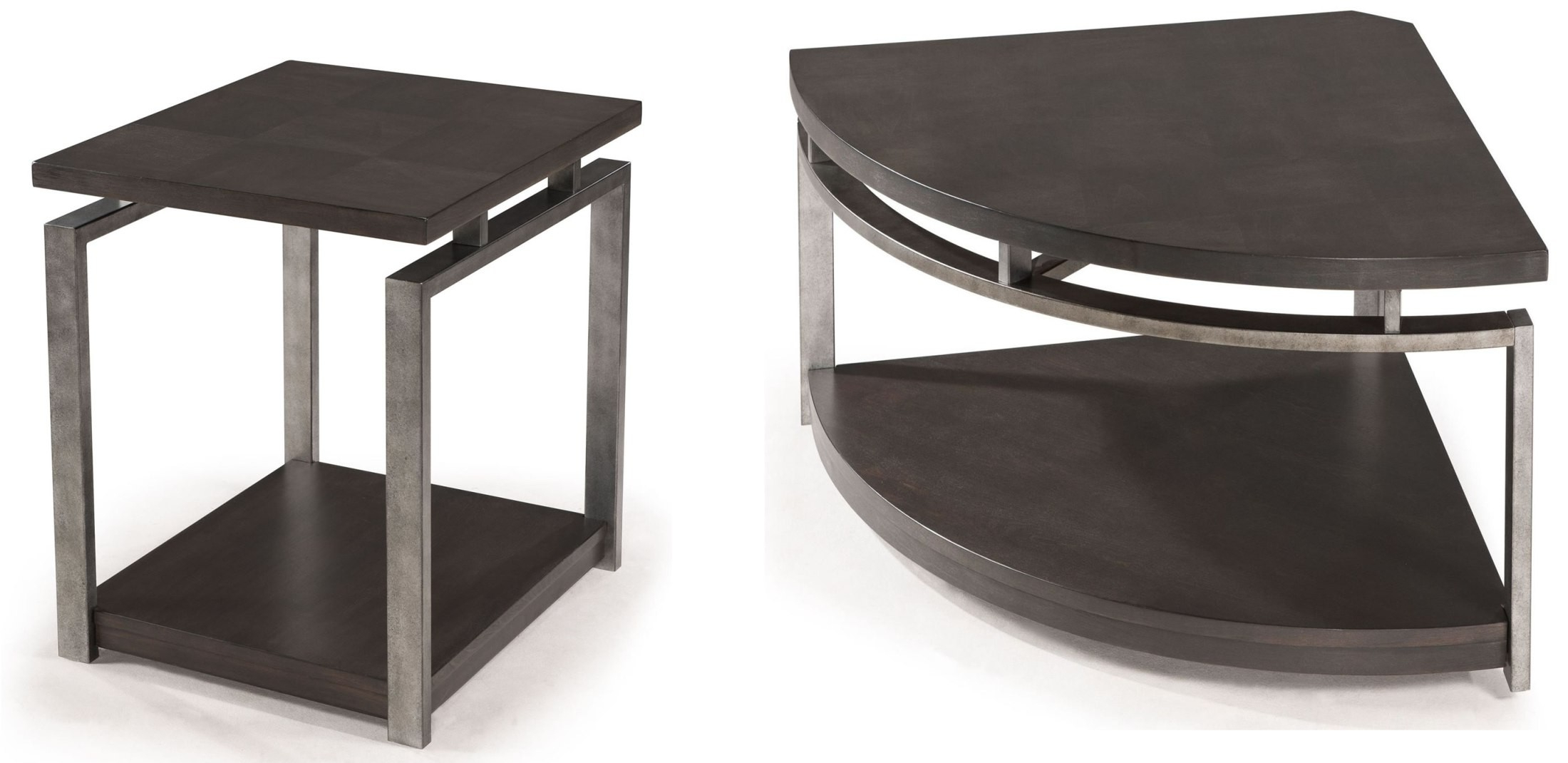 Most Recent Alton Cocktail Tables Intended For Alton Occasional Table Set From Magnussen Home (T2535 65) (View 12 of 20)