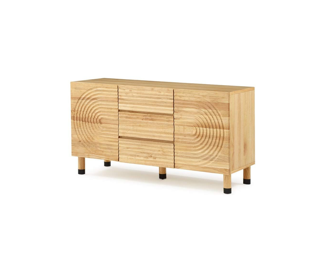 Most Recent Amazon: Now Housejonathan Adler Josef Sideboard Buffet Throughout Mid Burnt Oak 71 Inch Sideboards (View 11 of 20)