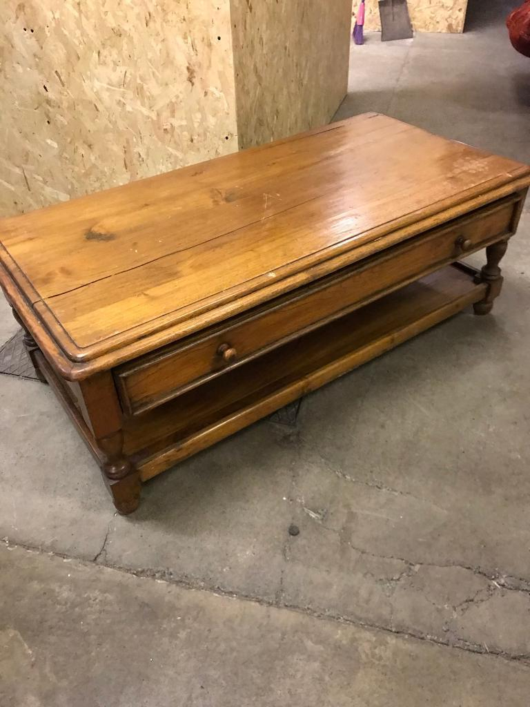 Most Recent Antique Pine Coffee Tables For Antique Pine Coffee Table (View 3 of 20)