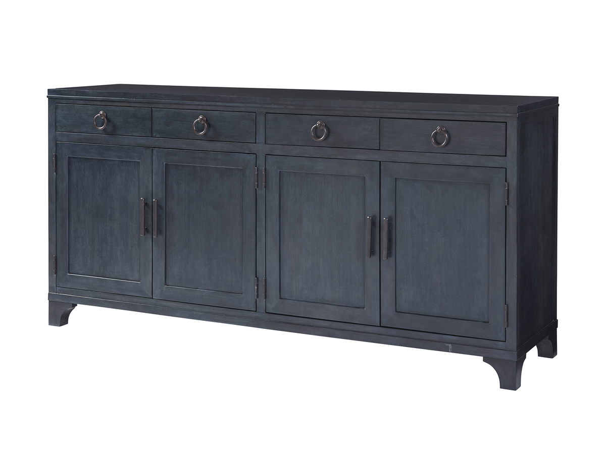Most Recent Natural Oak Wood 78 Inch Sideboards In Newport Bayside Buffet (View 9 of 20)