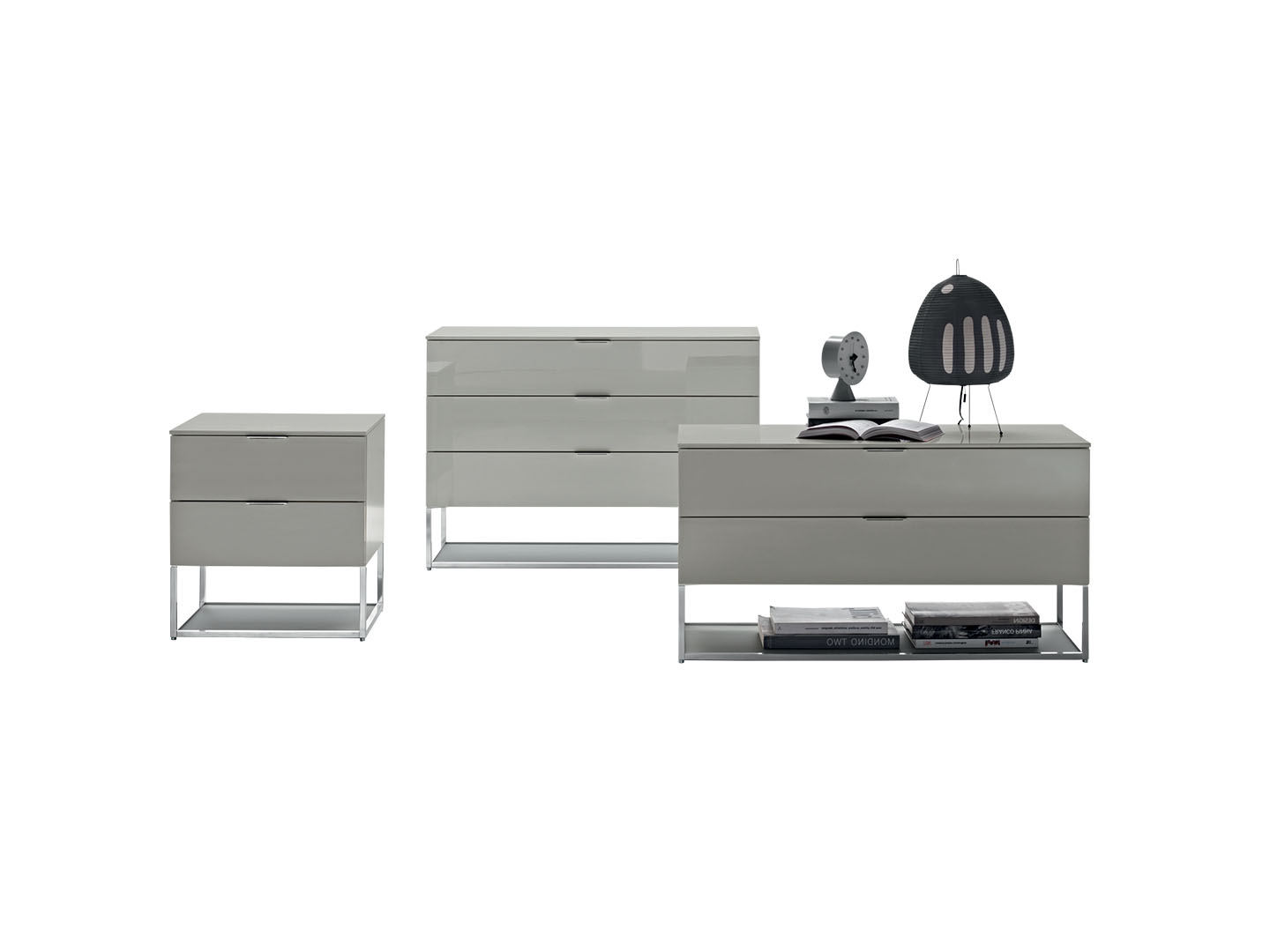 Most Recent Rossi Large Sideboards Intended For 909 – Drawer Units – Molteni&c (Gallery 5 of 20)