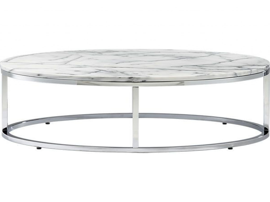 Most Recent Smart Round Marble Brass Coffee Tables In Furniture: Unique Round Marble Coffee Table – Small Round Marble Top (View 7 of 20)