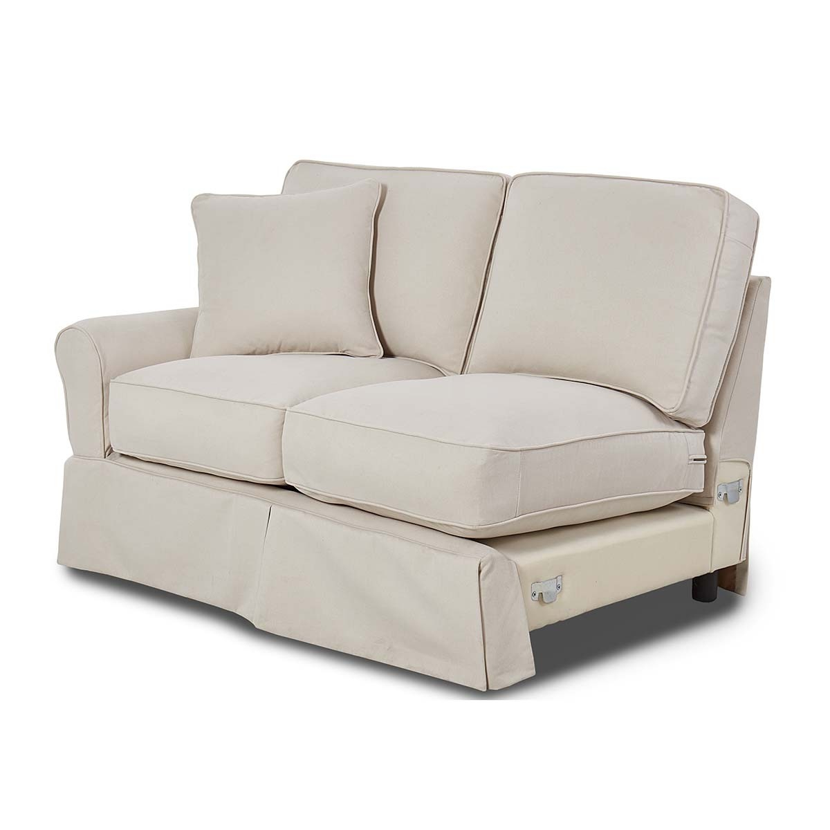 Most Recent Turdur 2 Piece Sectionals With Raf Loveseat Regarding Knightsbridge Sectional (View 9 of 20)
