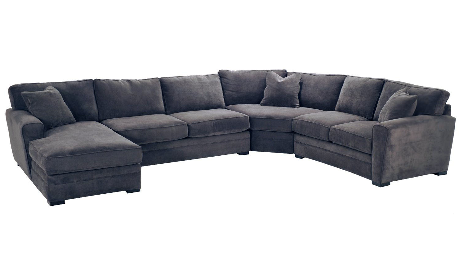 Most Recently Released Blaine 4 Piece Sectionals Within Artemis 4 Piece Sectional (View 2 of 20)