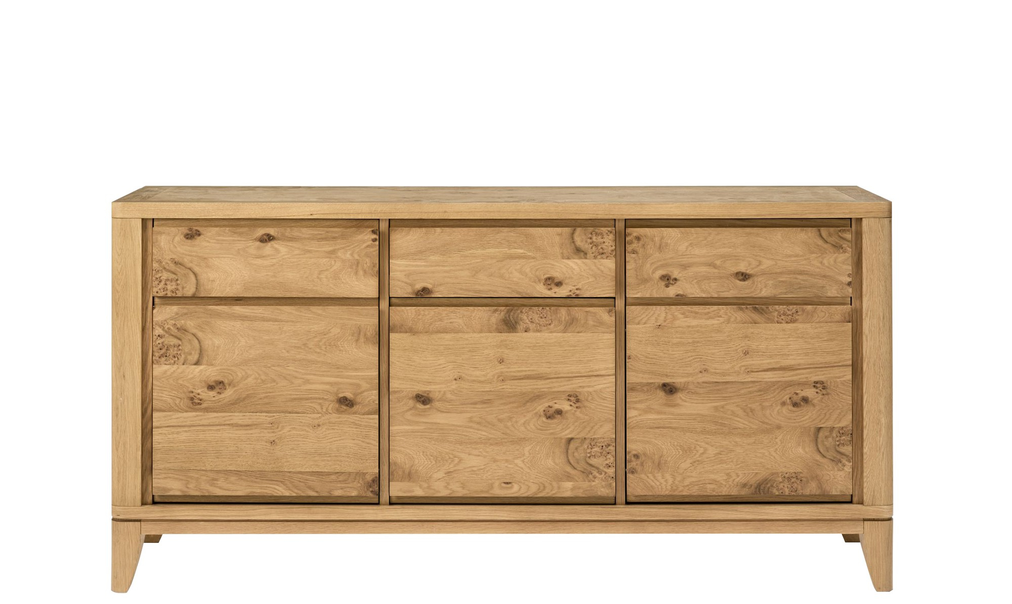 Most Recently Released Dark Smoked Oak With White Marble Top Sideboards Throughout Sideboards – Modern, Oak & Pine Sideboards – Fishpools (Gallery 1 of 20)