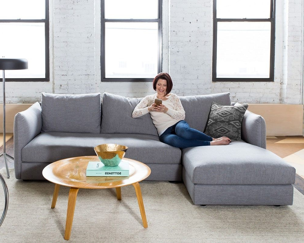 Most Recently Released Harper Custom Sectional Sofa – Interior Define For Harper Down 3 Piece Sectionals (View 13 of 20)