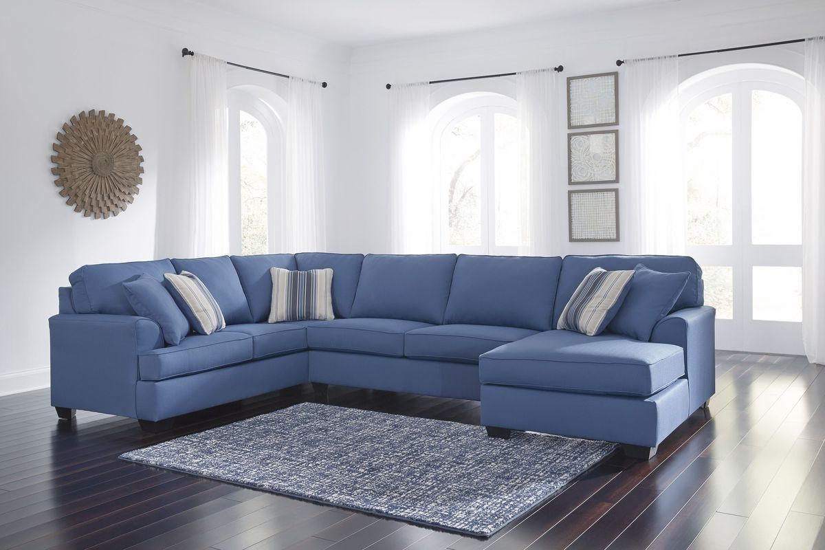 Most Recently Released Malbry Point 3 Piece Sectionals With Raf Chaise With Regard To Laf Chaise Sectional Sofa (View 5 of 20)