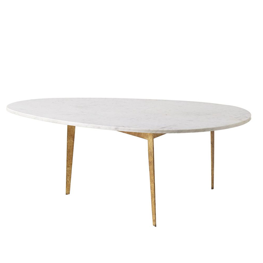 Most Recently Released Mid Century Modern Egg Table (View 3 of 20)