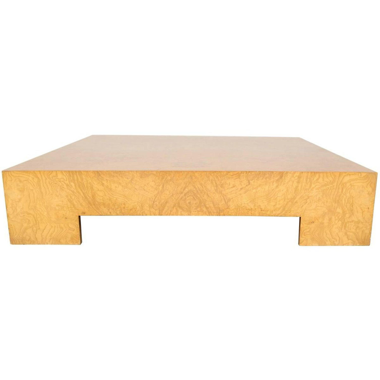 Most Recently Released New Burl Wood Coffee Table (View 8 of 20)