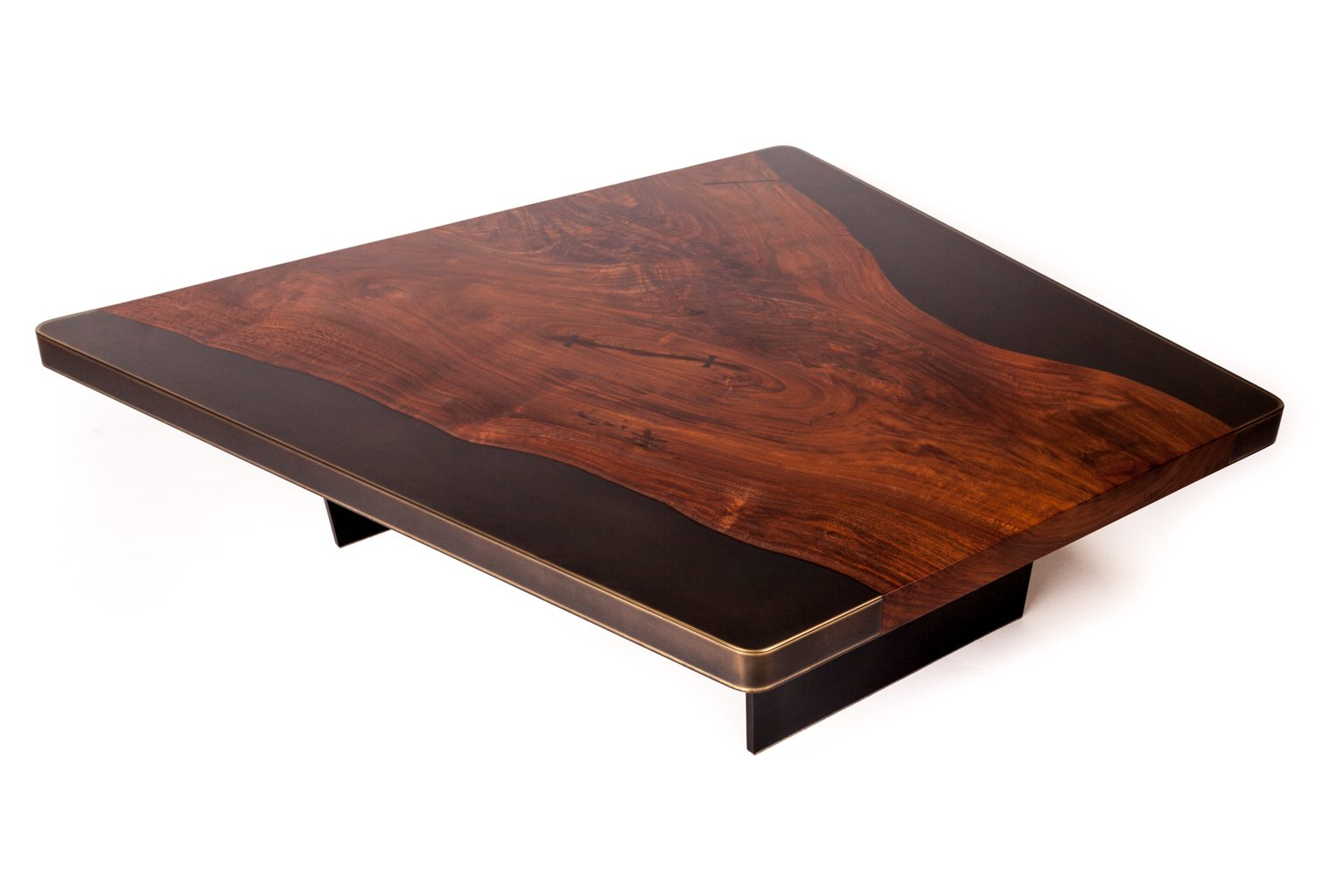 Most Recently Released Nola Cocktail Tables With Regard To Nola Cocktail Table, Customizable Wood, Metal And Resin For Sale At (View 7 of 20)