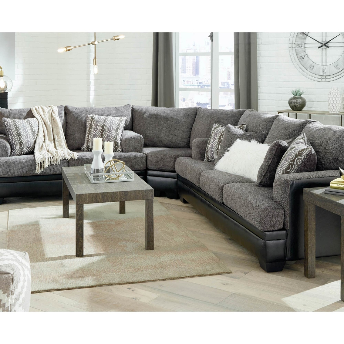 Most Recently Released Turdur 3 Piece Sectionals With Raf Loveseat Pertaining To Sectional Couch Vs Sofa And Loveseat – Blog Avie (View 20 of 20)