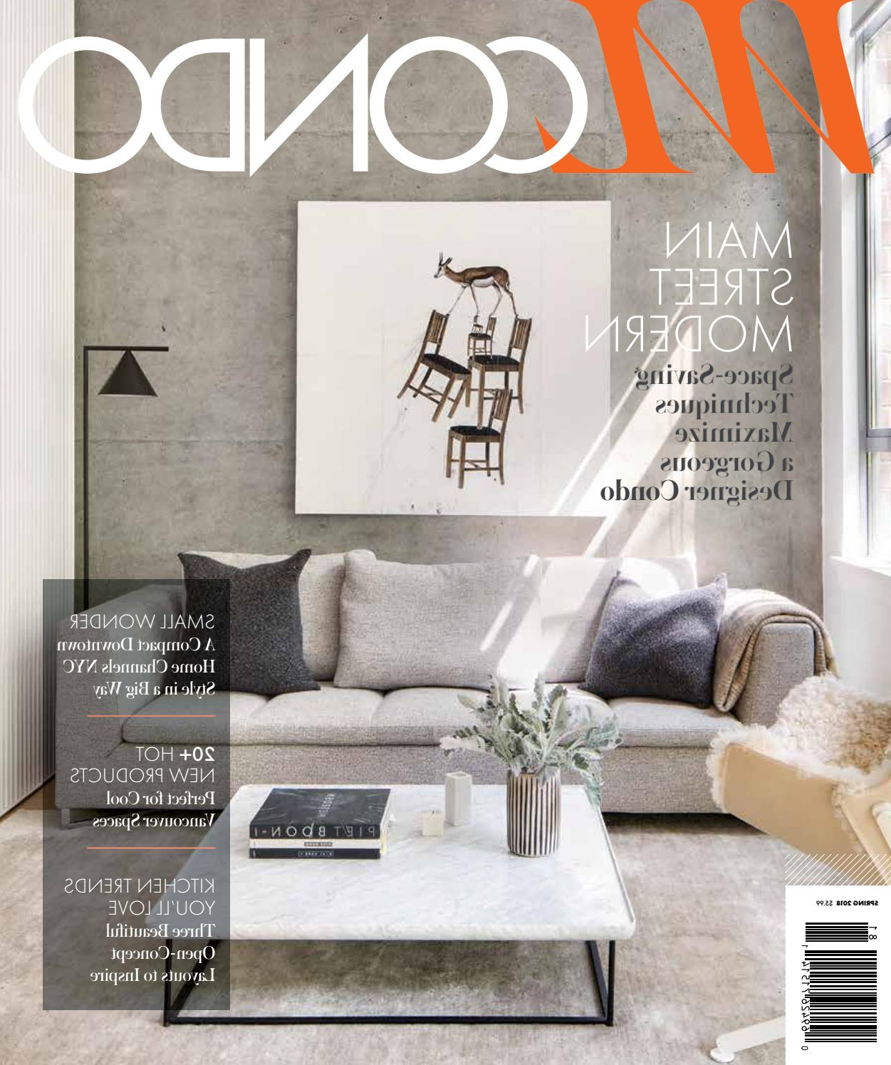 Most Recently Released Wlcondo Spring 2018Nexthome – Issuu With Regard To Calder Grey 6 Piece Manual Reclining Sectionals (View 14 of 20)