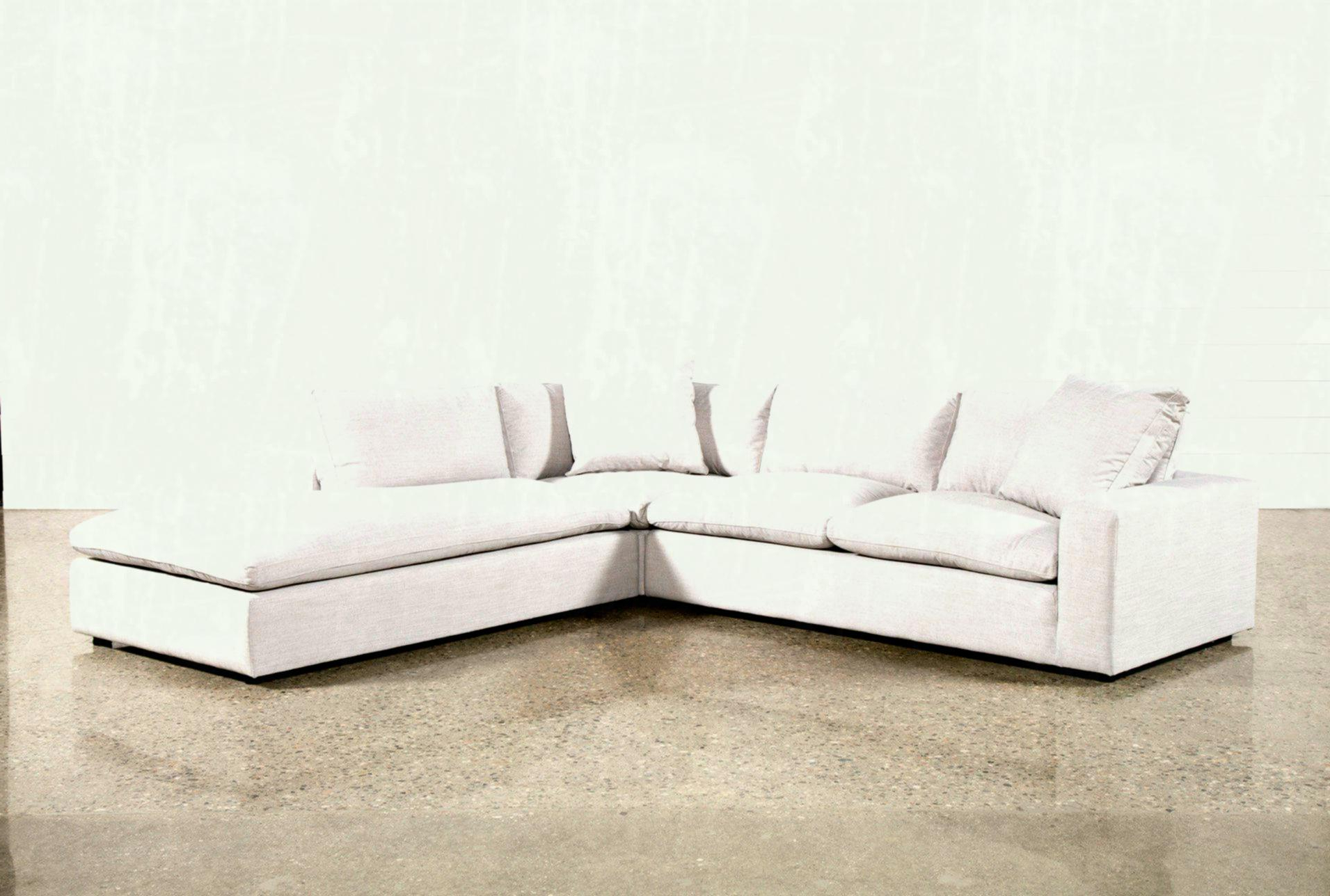 Most Up To Date Added To Cart Aquarius Light Grey Piece Sectional W Raf Chaise With Regard To Aquarius Light Grey 2 Piece Sectionals With Laf Chaise (View 11 of 20)