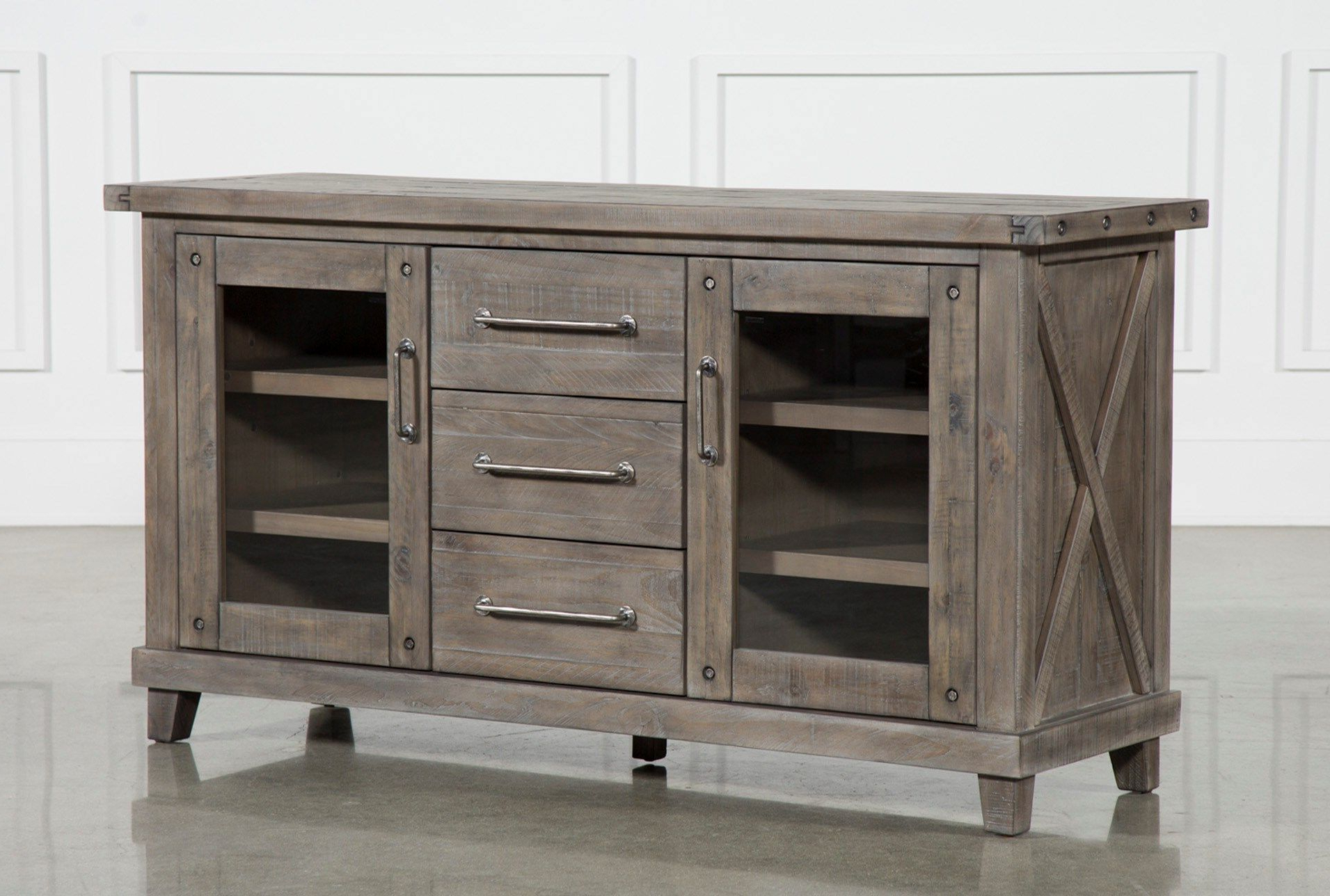 Most Up To Date Amos Buffet Sideboards Inside Jaxon Grey Sideboard (View 9 of 20)