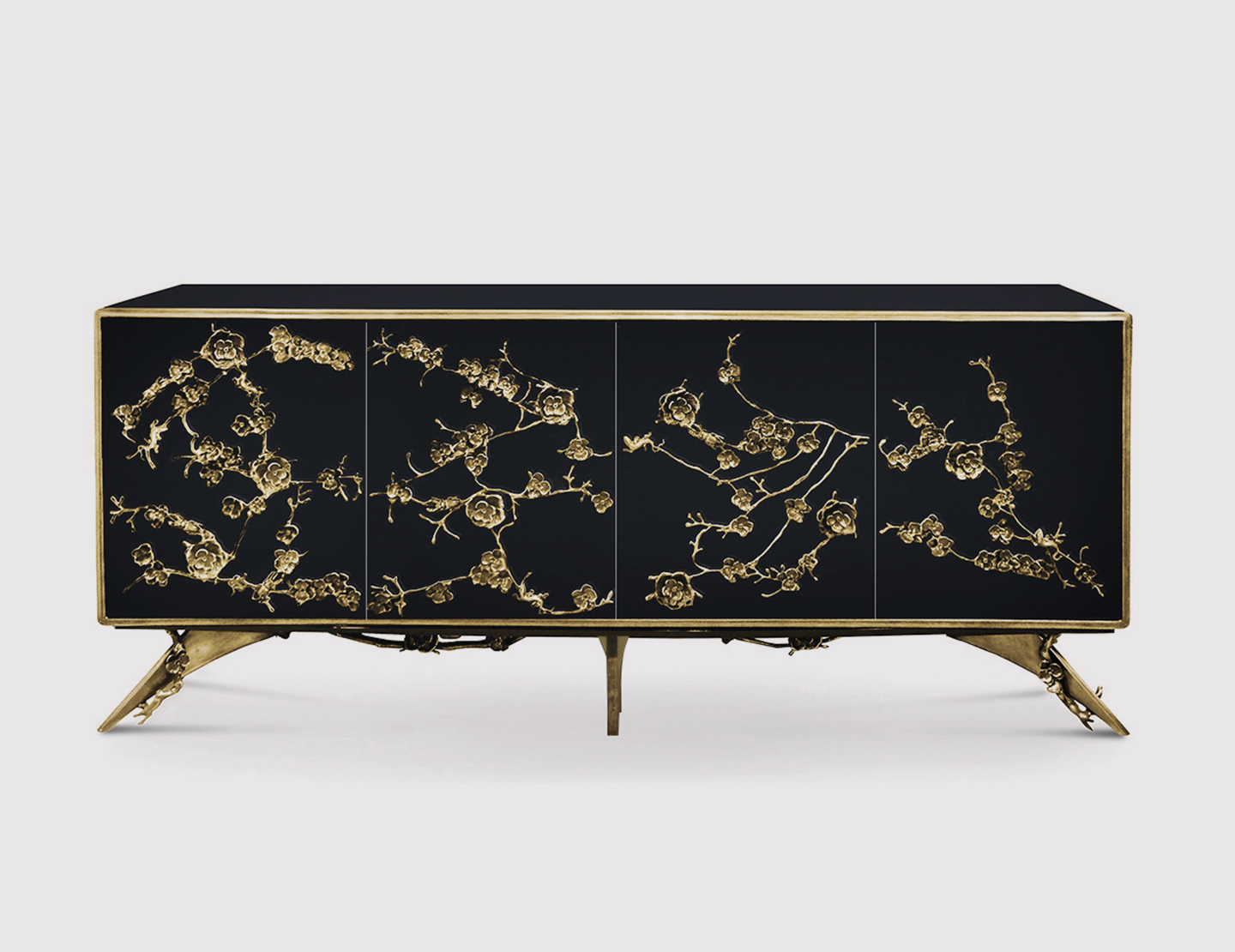 Most Up To Date Cabinet Spellboundkoket With Aged Mirrored 2 Door Sideboards (View 17 of 20)