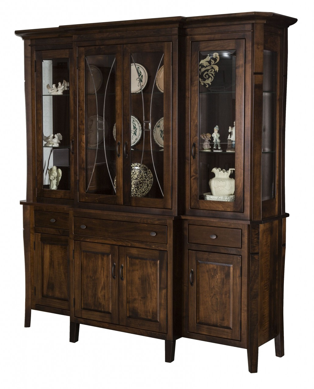 Most Up To Date Candice Ii Sideboards In Candice Buffet & Hutch (Tl Candice) – Westchester Woods (Gallery 17 of 20)