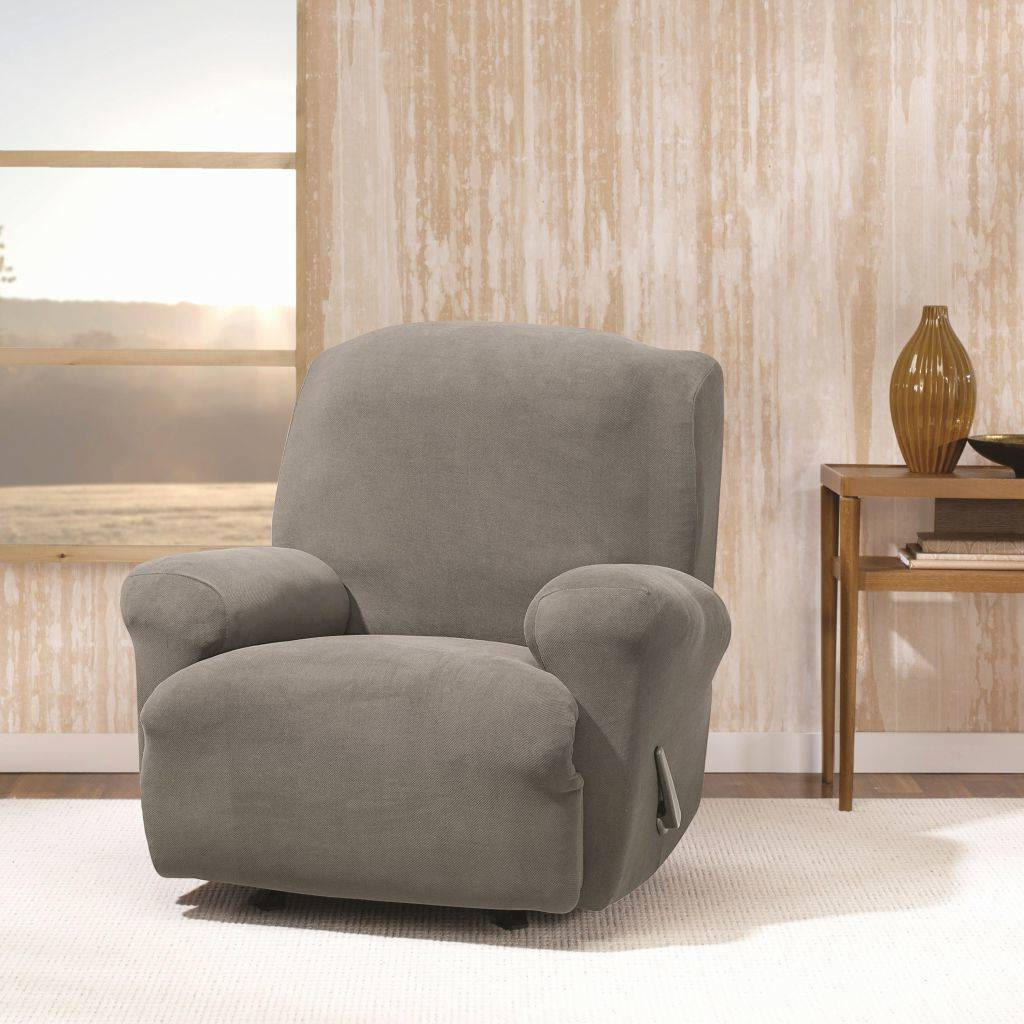 Most Up To Date Denali Light Grey 6 Piece Reclining Sectionals With 2 Power Headrests Inside Images Of Awesome Reclining Chairs For Small Spaces Sure Fit Stretch (View 17 of 20)