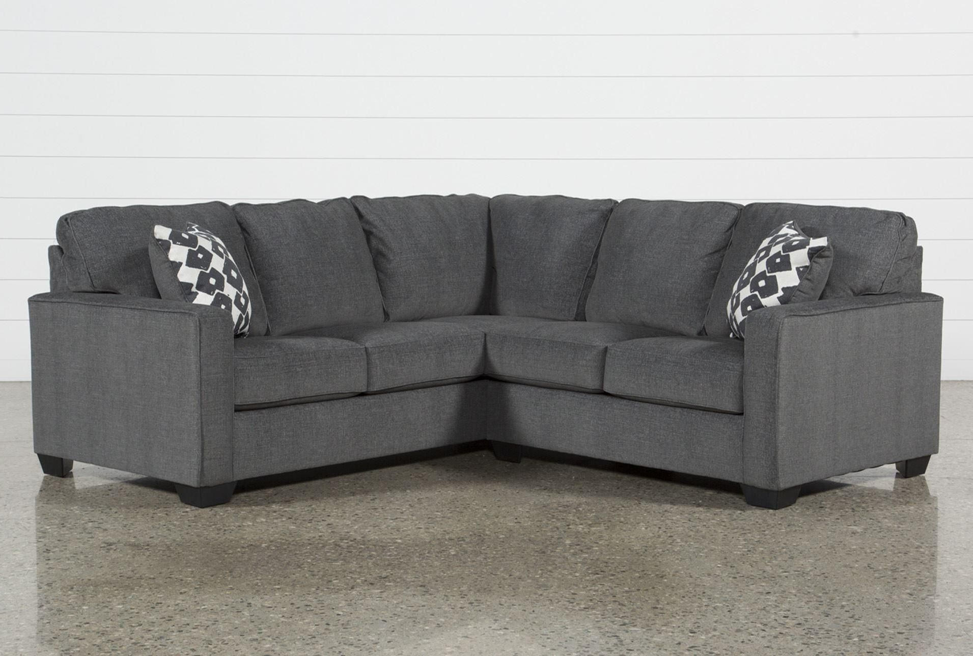 Most Up To Date Elm Grande Ii 2 Piece Sectionals Regarding Turdur 2 Piece Sectional W/laf Loveseat In  (View 12 of 20)
