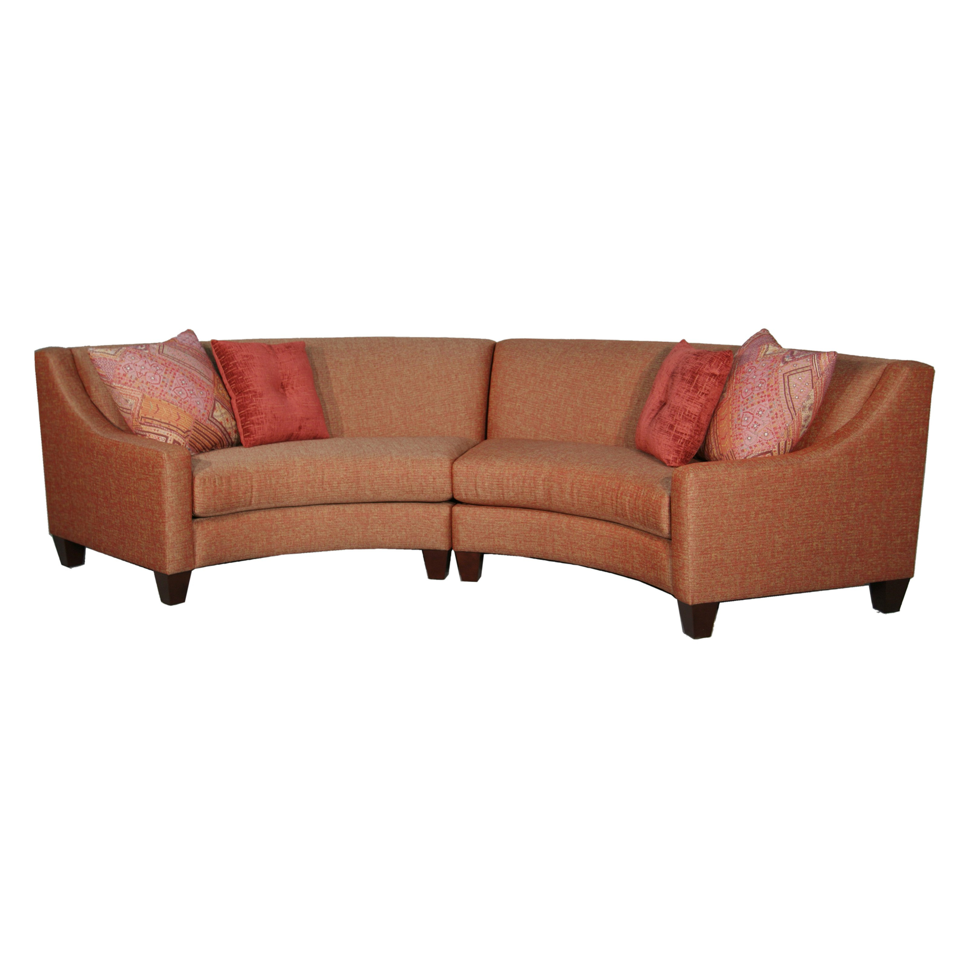 Most Up To Date Fairmont Designs Aurora 2 Piece Sectional Sofa – Walmart For Aurora 2 Piece Sectionals (View 14 of 20)