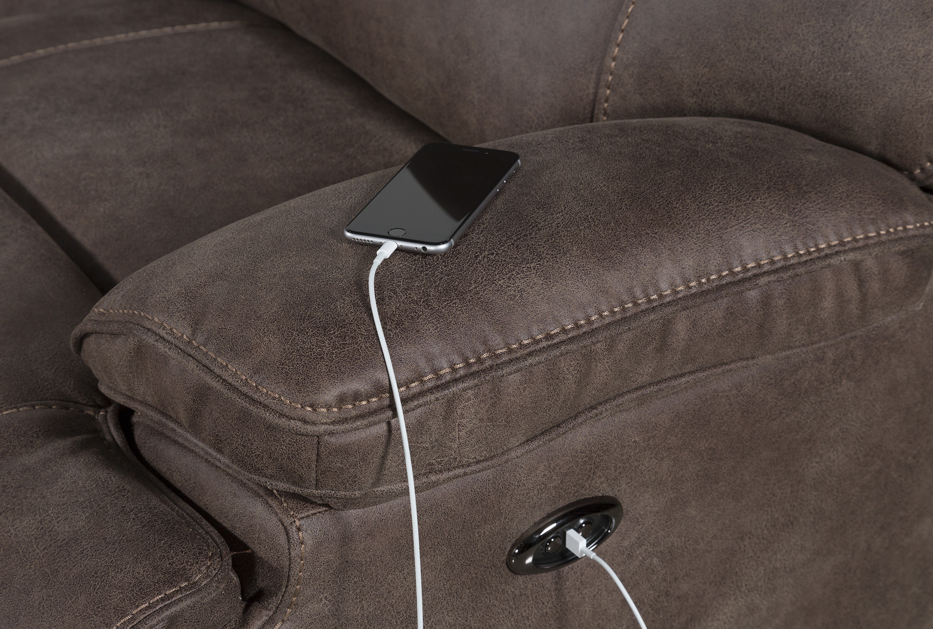 Most Up To Date Jackson 6 Piece Power Reclining Sectional W/ Sleeper (View 12 of 20)