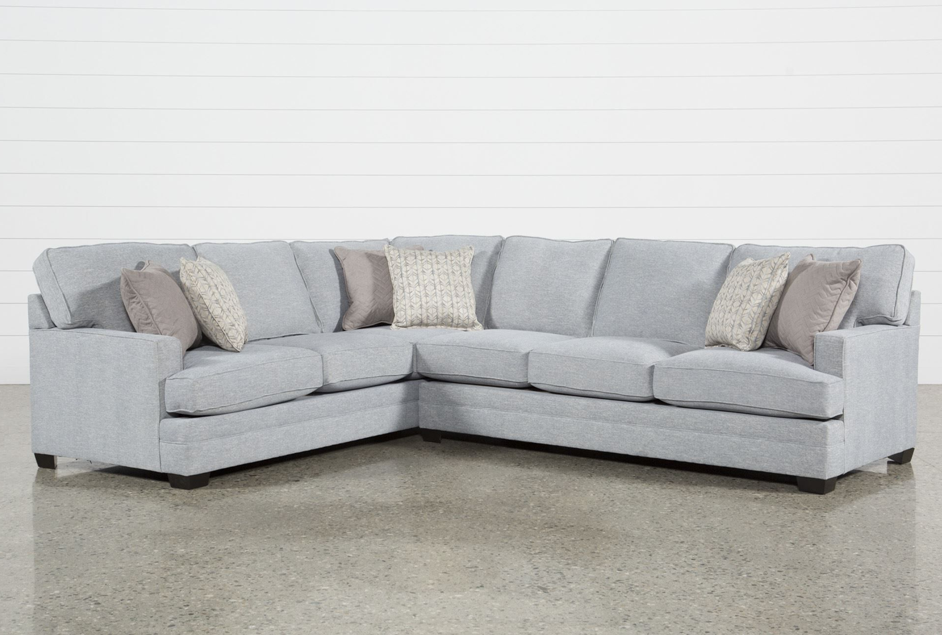 Most Up To Date Josephine 2 Piece Sectional W/laf Sofa (View 16 of 20)
