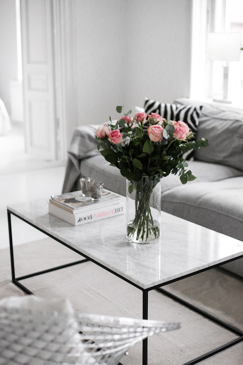 Most Up To Date Marble Coffee Tables Within Marble Coffee Tables For Every Budget – The Everygirl (View 6 of 20)