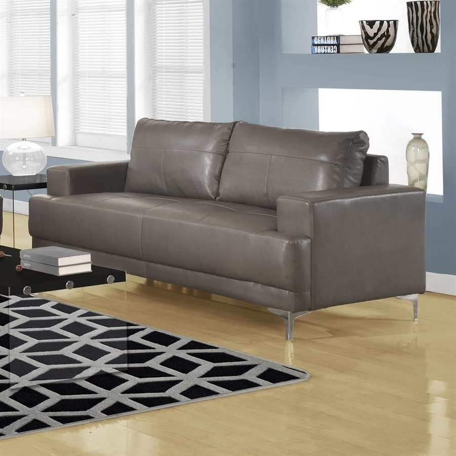 Most Up To Date Noble Caressa Lear Grey Sofa Has Been Successfully Added To Caressa With Regard To Clyde Grey Leather 3 Piece Power Reclining Sectionals With Pwr Hdrst & Usb (View 11 of 20)