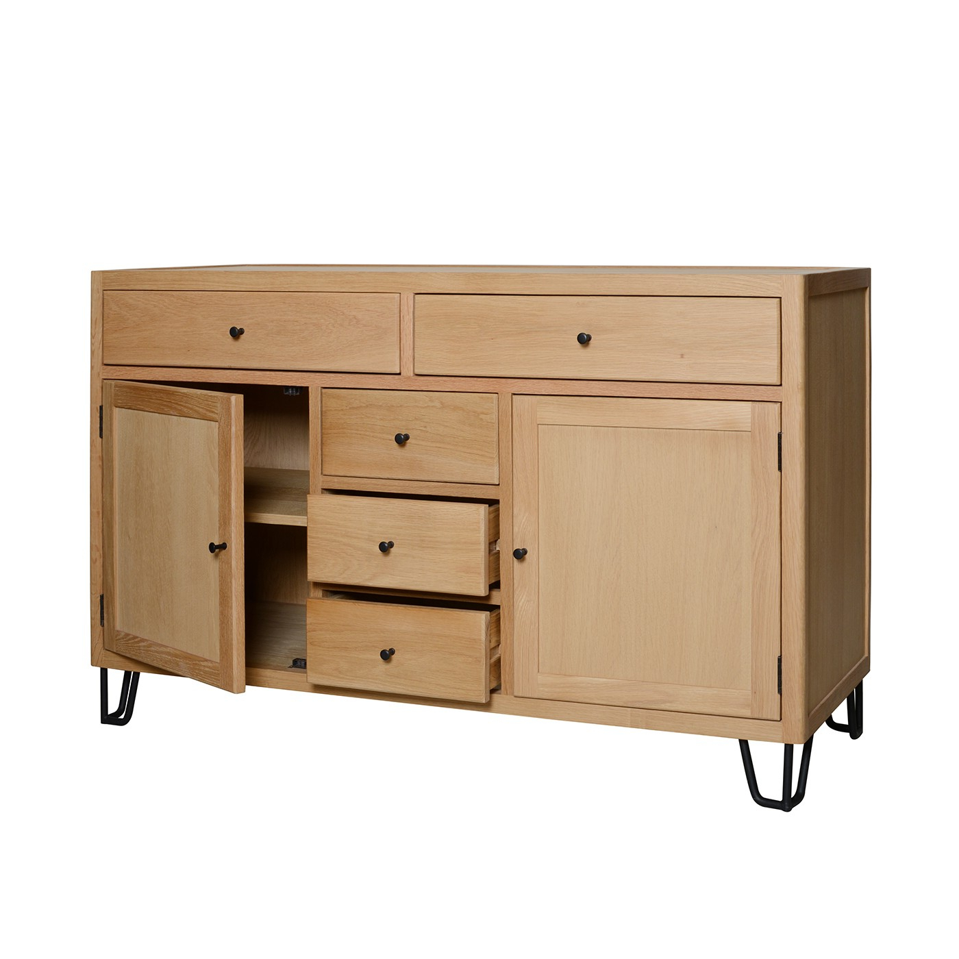 Most Up To Date Square Brass 4 Door Sideboards Intended For Designer Sideboards (Gallery 6 of 20)