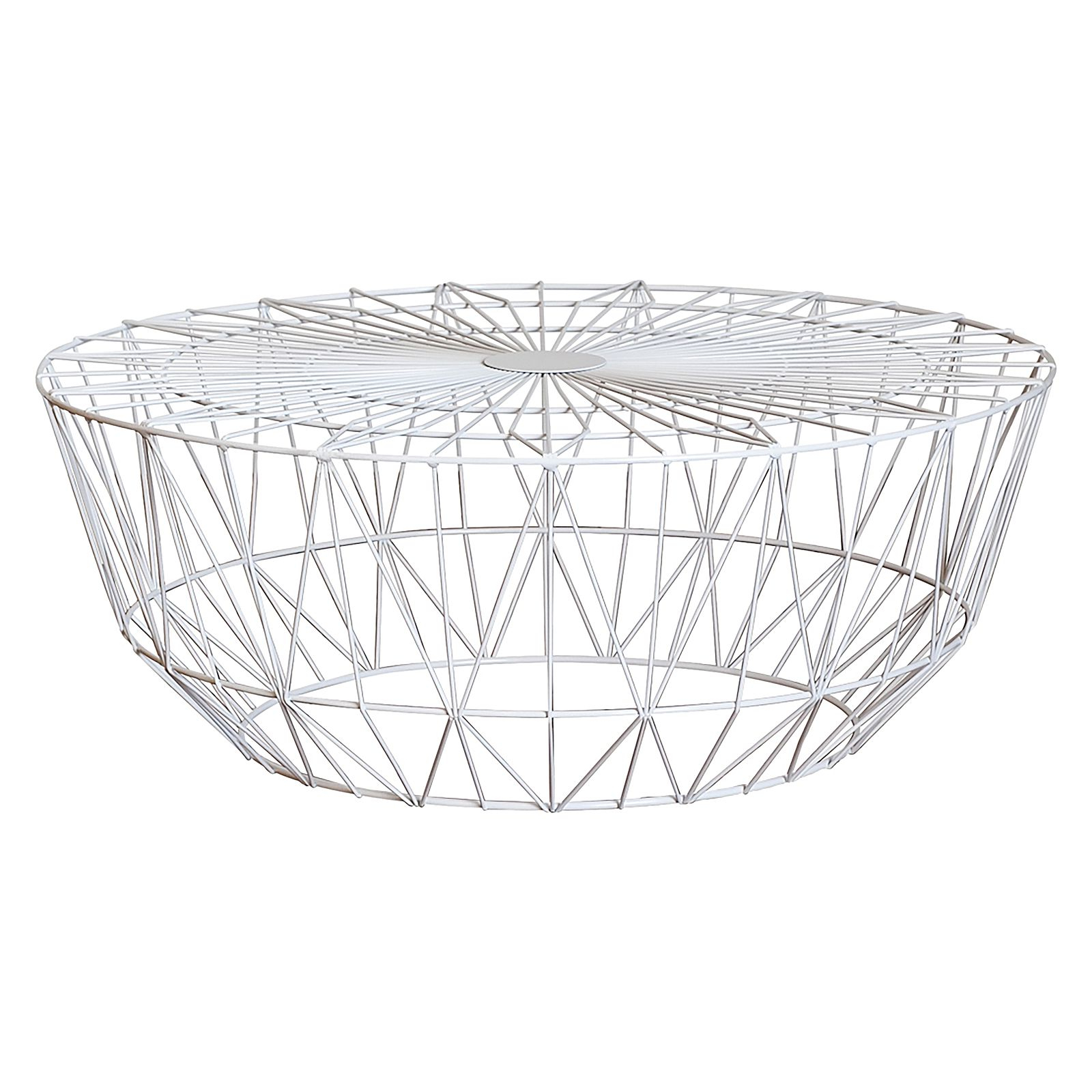 Most Up To Date Studio Outdoor Wire Coffee Table, Whitelife Interiors (View 10 of 20)
